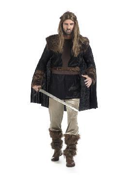 disfraz de guerrero jons hombre