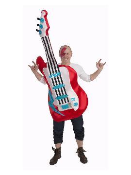 disfraz de guitarra electrica para adulto
