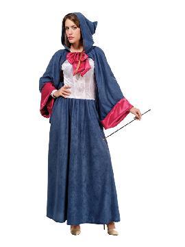 disfraz de hada madrina mujer