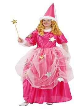 disfraz de hada madrina para mujer. Compra tu disfraz barato mujer adulto para tu grupo. Este traje es ideal para tus fiestas temáticas de hada de cuento.