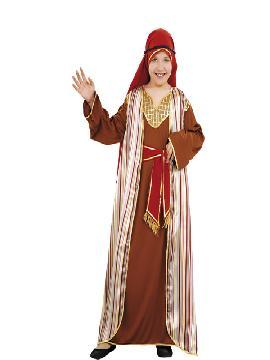 disfraz de hebrea para niña