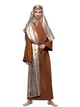 disfraz de hebreo marron hombre adulto
