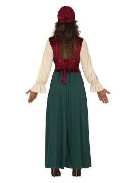 disfraz de hechicera zingara para mujer