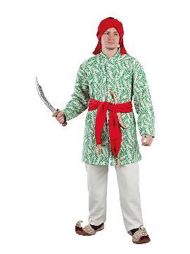 disfraz de hindu bengali hombre