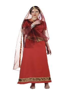 disfraz de hindu bollywood mujer
