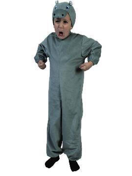 disfraz de hipopotamo infantil