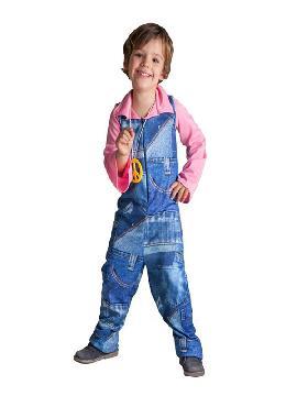 disfraz de hippy vaquero para niño