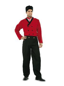 disfraz de holandes para hombre