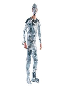 disfraz de hombre de hojalata adulto