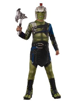 disfraz de hulk ragnarok classic para niño