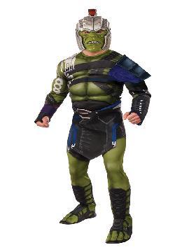disfraz de hulk ragnarok deluxe hombre