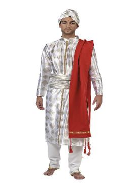 disfraz de hindu bollybood hombre