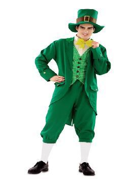 disfraz de irlandes clasico para hombre