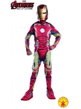 disfraz de iron man classic niño