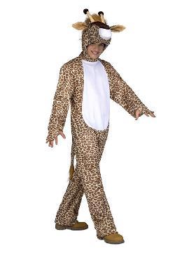 disfraz de jirafa para adultos