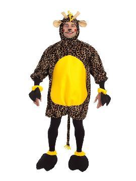 disfraz de jirafa para hombre