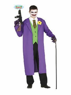 disfraz de joker asesino barato para hombre