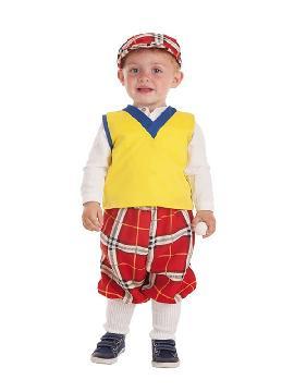 disfraz de jugador golf para bebe