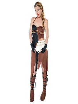 disfraz de karles juego de tronos mujer adulto. Serás la atractiva guerrera de Dragones con este original traje, Para tus fiestas tematica y carnaval.