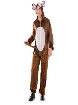 disfraz de koala para adultos