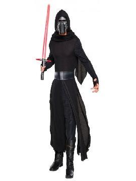 disfraz de kylo ren deluxe star wars adulto