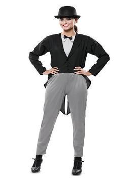disfraz de la flaca con traje para mujer