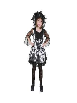 disfraz de lady pirata niña