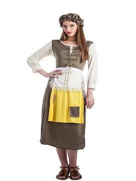 disfraz de lady pobre mujer