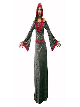 disfraz de lady sinientra mujer