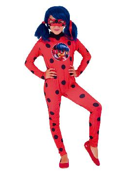 disfraz de ladybug aventuras para niña