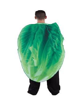 disfraz de lechuga para hombre