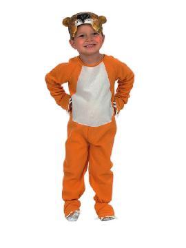 disfraz de leon barato infantil. Compra tu disfraz barato y podrás montar tu propia selva de animales sin salirte de casa, en fiestas temáticas y fin de curso.