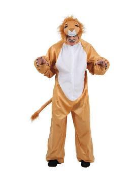 disfraz de leon de la selva