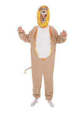 disfraz de leon divertido para hombre