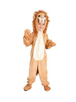 disfraz de leon manoplas para niño