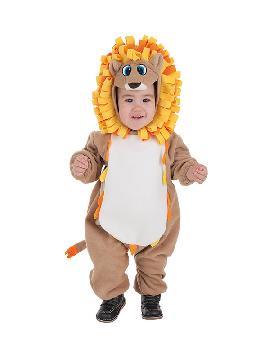disfraz de leoncito divertido para bebe