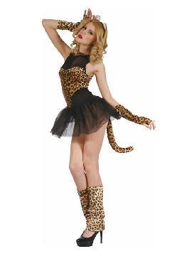 disfraz de leopardo sexy para mujer