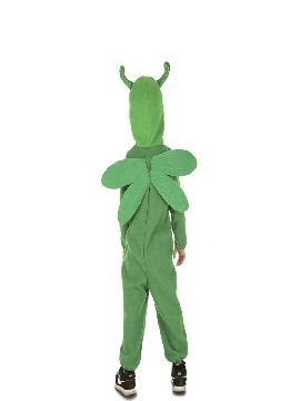 disfraz de libelula para niño