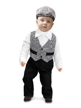 disfraz de madrileño para bebe