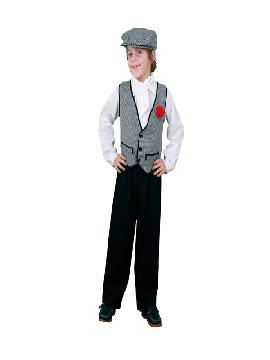 disfraz de madrileño para niño