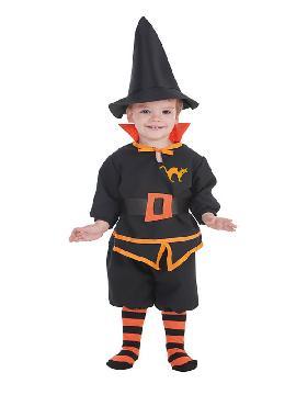 disfraz de mago carolus para bebe