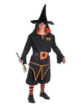 disfraz de mago carolus para hombre