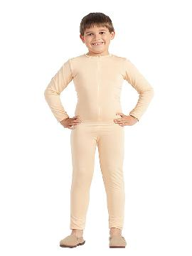 disfraz de maillot o mono carne niño