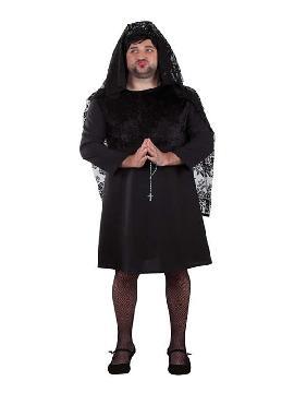 disfraz de manola para hombre