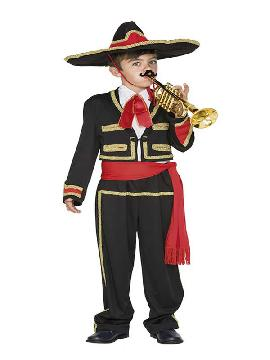 disfraz de mariachi para niño
