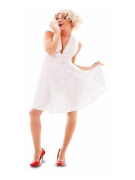 disfraz de marilyn para mujer