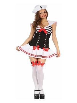 disfraz de marinera encantadora para mujer