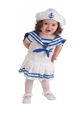 disfraz de marinera para bebe