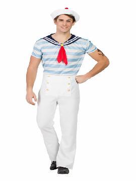 disfraz de marinero jean paul hombre