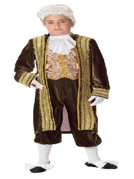 disfraz de marques niño